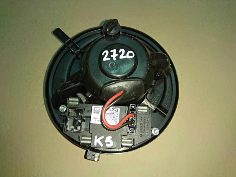 Резистор отопителя Audi Tt