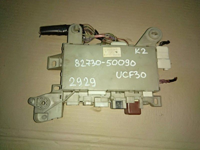 Блок предохранителей Toyota Celsior UCF30 3UZ-FE