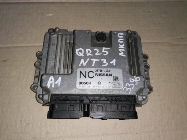 Блок управления двс Nissan X-Trail T31 QR25DE