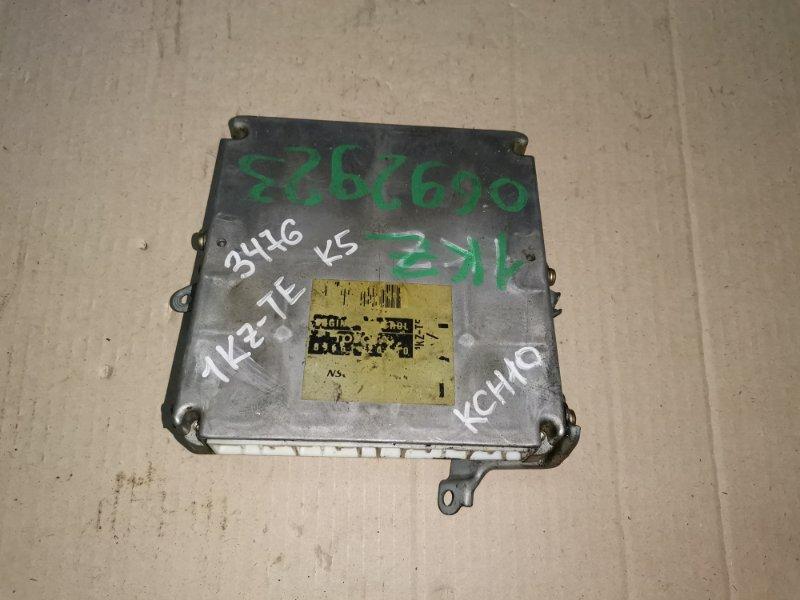 Блок управления двс Toyota Granvia KCH10 1KZ-TE