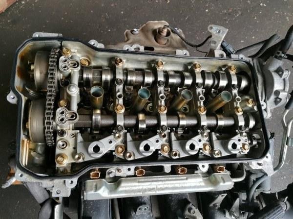 Двигатель Toyota Rav4 ZSA30 3ZR-FAE