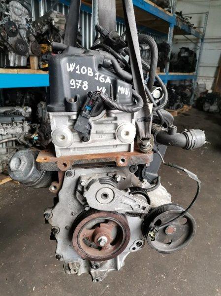 Двигатель Mini Cooper R50 W10B16A