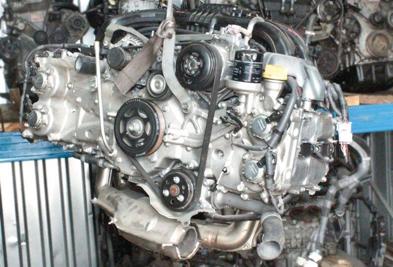 Двигатель Subaru Impreza FB20D 2018