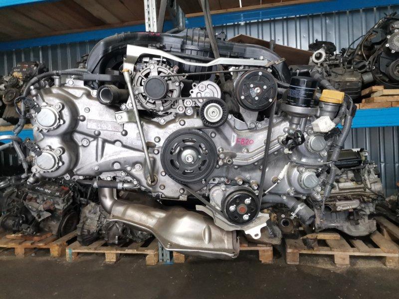 Двигатель Subaru Xv FB20D 2017