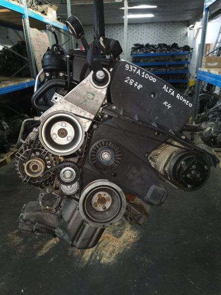 Двигатель Alfa Romeo 156 932 937A1000