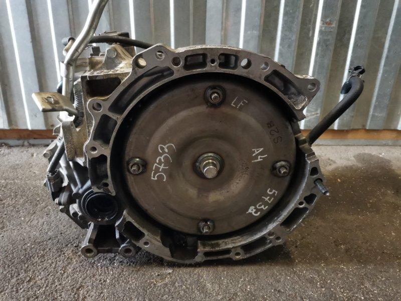 Акпп Mazda Premacy CWEFW LF-VDS