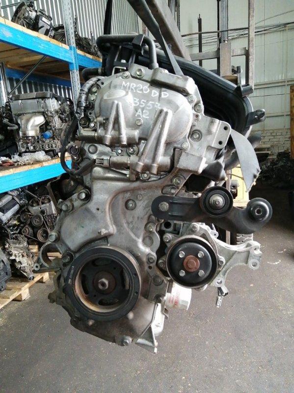 Двигатель Nissan Qashqai J11 MR20DD