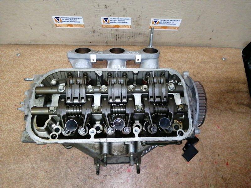 Головка блока цилиндров Acura Mdx YD2 J37A1 правая