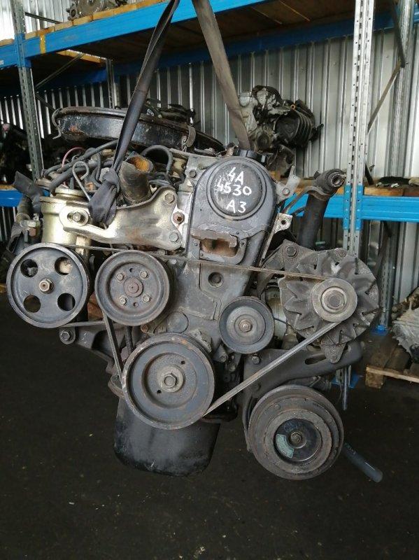 Двигатель Toyota Corolla CARB 4A