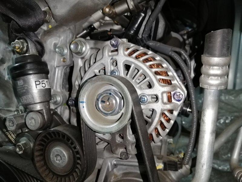 Генератор Mazda Mazda 3 P5VPS