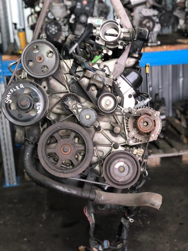 Двигатель Chrysler Voyager EGA