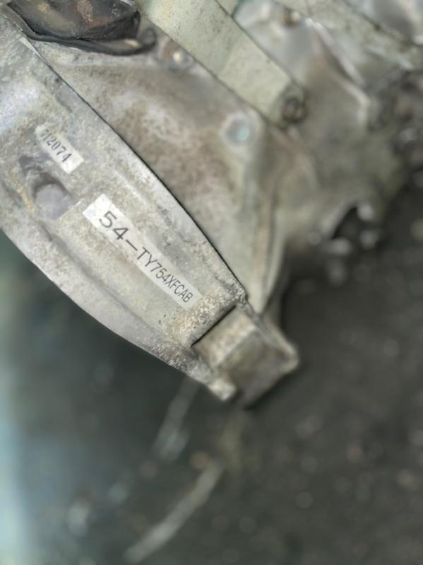 Мкпп Subaru Legacy BE9 EJ251