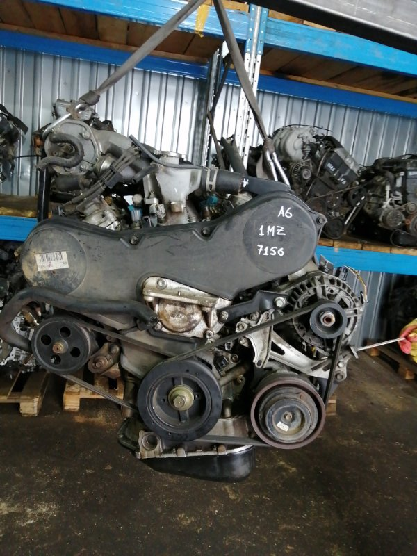 Двигатель Toyota Camry MCV20 1MZ-FE