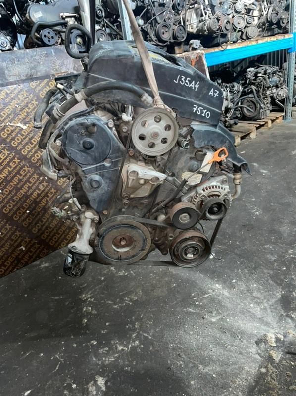 Двигатель Honda Pilot YF1 J35A4