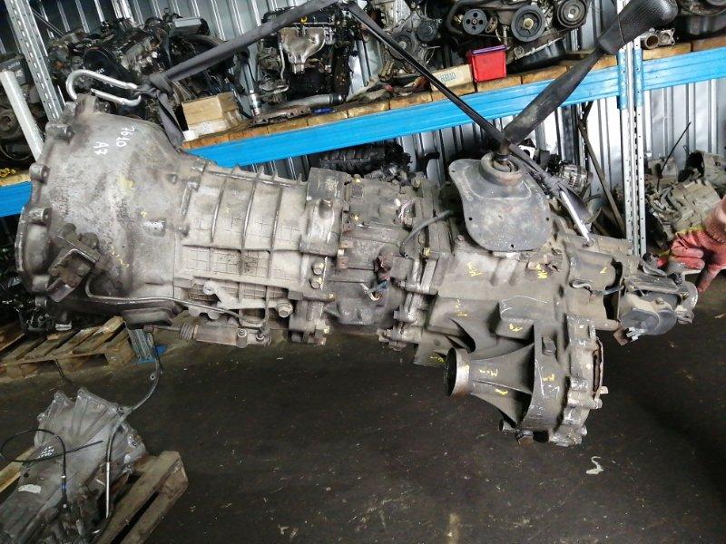 Мкпп Mitsubishi Pajero V78W 4M41