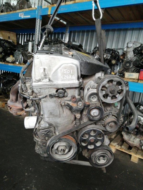 Двигатель Honda Accord CM5 K24A8