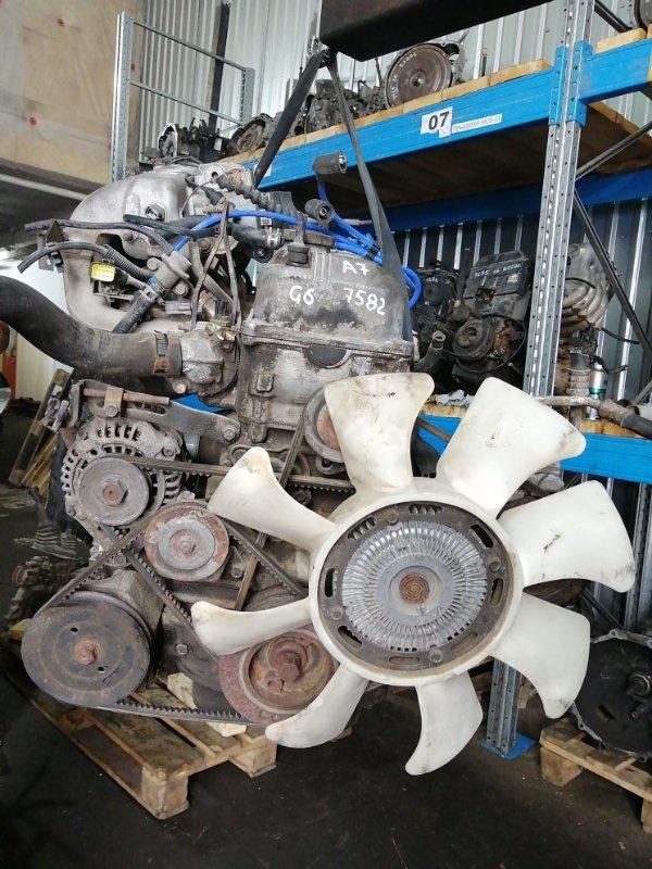 Двигатель Mazda Proceed UF66M G6