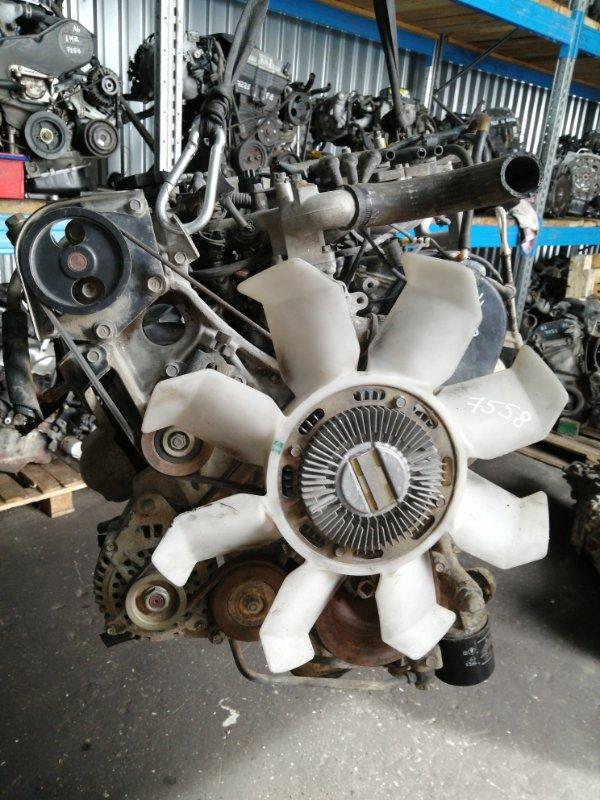 Двигатель Mitsubishi Montero Sport K90 6G74