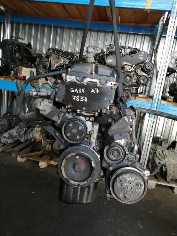 Двигатель Nissan Pulsar GA15DE