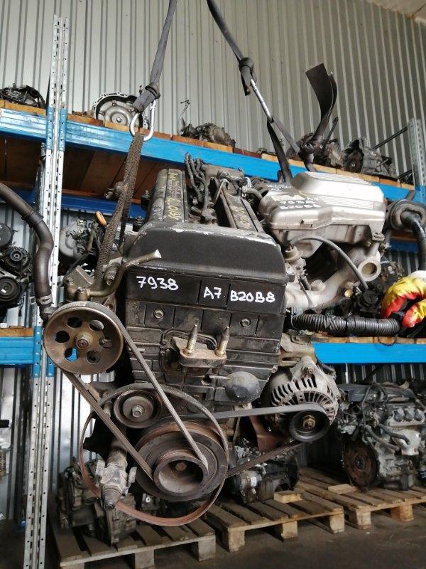 Двигатель Honda Cr-V RD1 B20B8