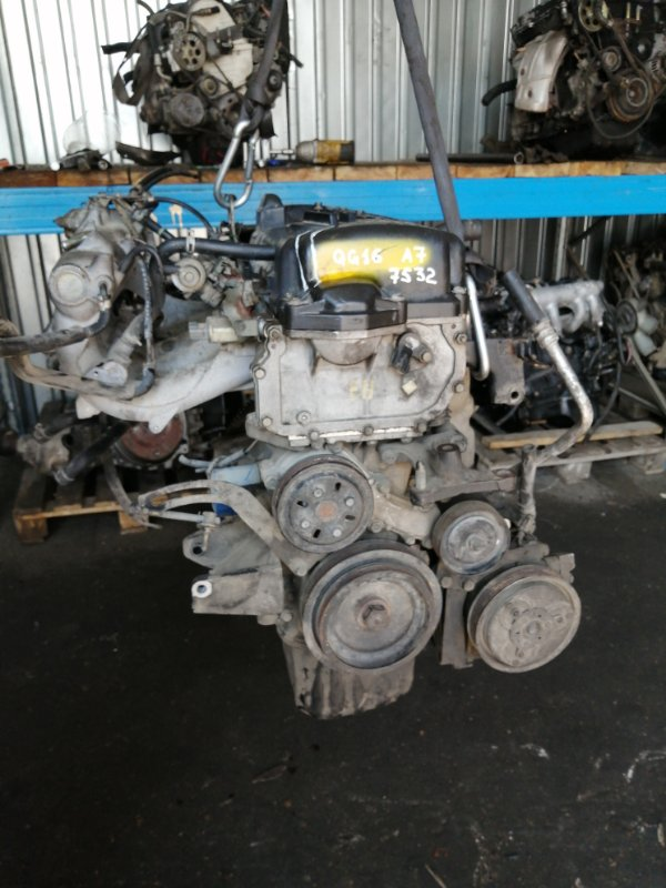 Двигатель Nissan Primera P12 QG16DE