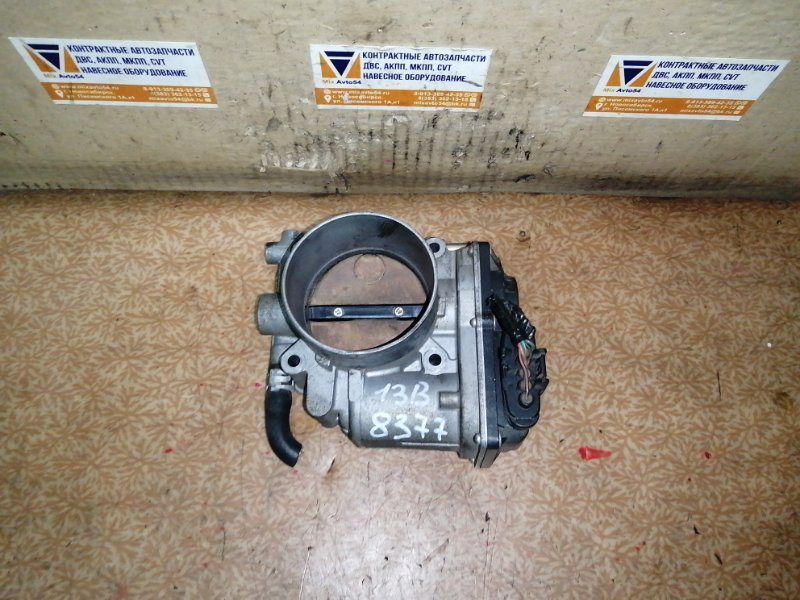 Дроссельная заслонка Mazda Rx-8 SE3P 13B-MSP