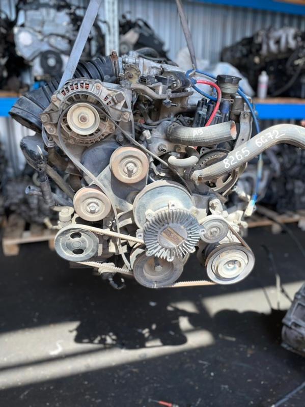 Двигатель Mitsubishi Pajero V23C 6G72