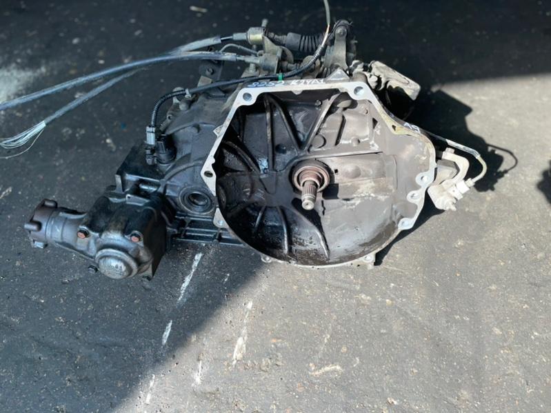 Мкпп Honda Cr-V K24A1