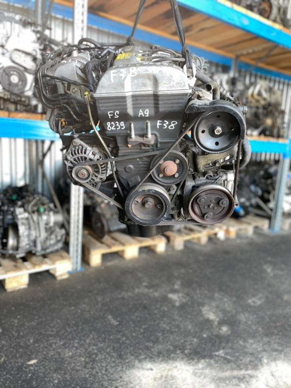 Двигатель Mazda Capella CG2SP FS-DE