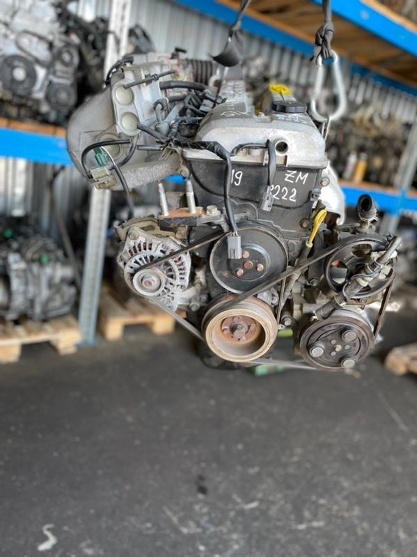 Двигатель Mazda 323 ZM-DE