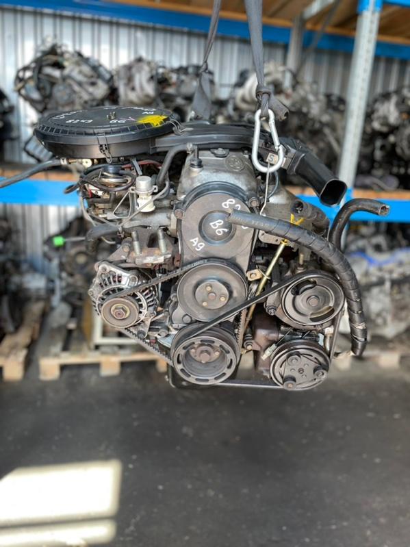 Двигатель Mazda Familia B6