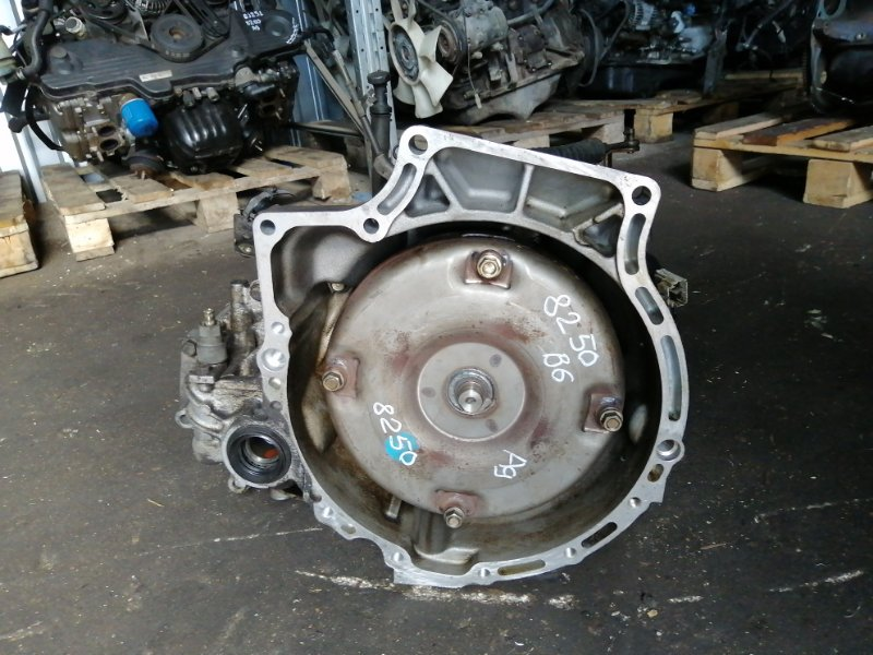 Акпп Mazda Familia B6