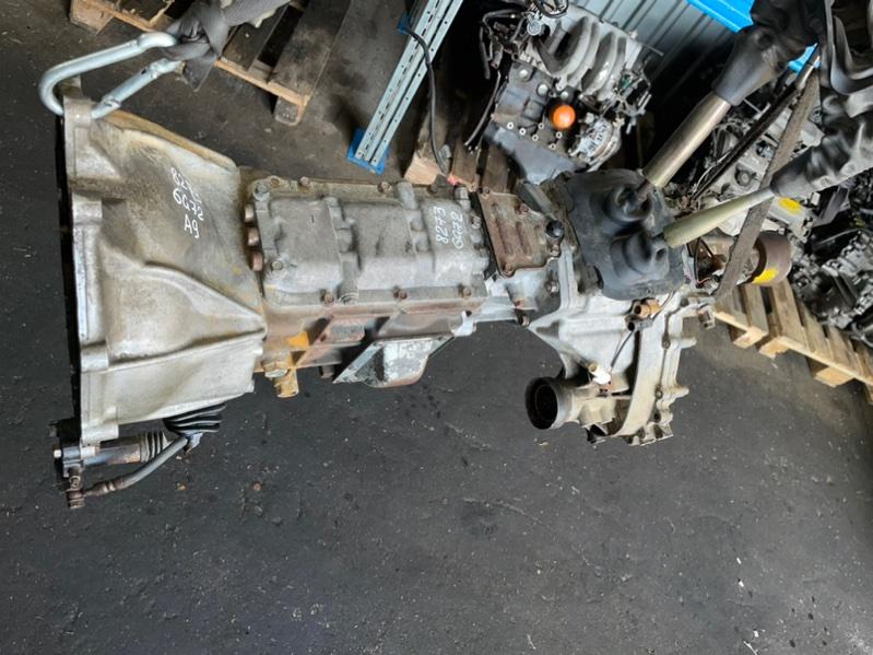 Мкпп Mitsubishi Pajero V23C 6G72