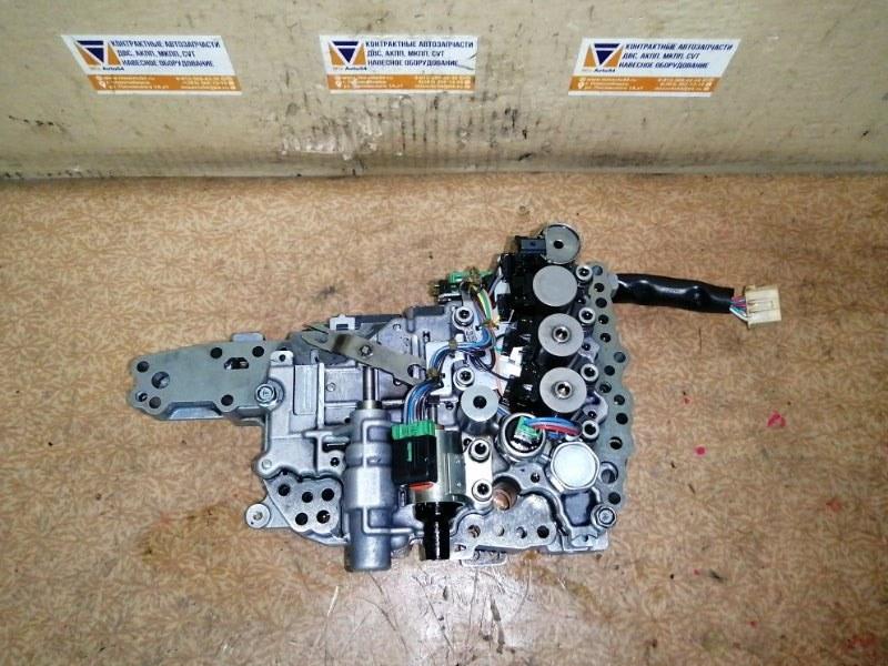 Гидроблок акпп Nissan X-Trail T31 QR25DE