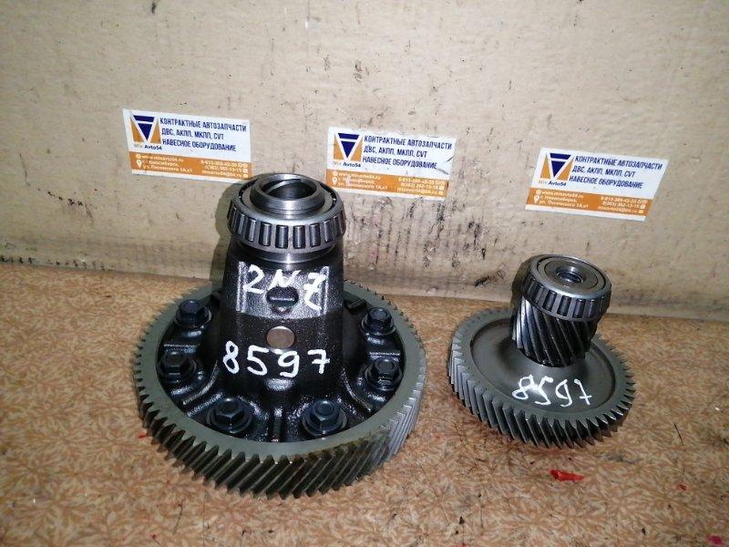 Дифференциал Toyota Bb 2NZ-FE