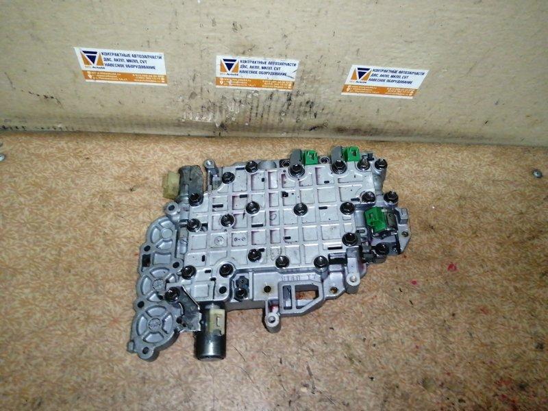 Гидроблок акпп Toyota Bb NCP30 2NZ-FE