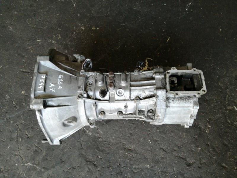 Мкпп Suzuki Escudo TA01 G16A