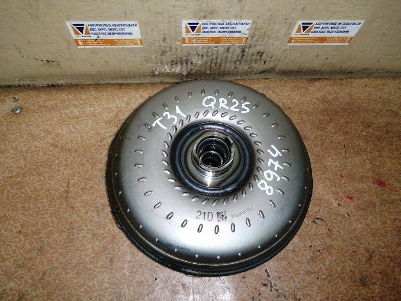 Гидротрансформатор акпп Nissan X-Trail T31 QR25DE