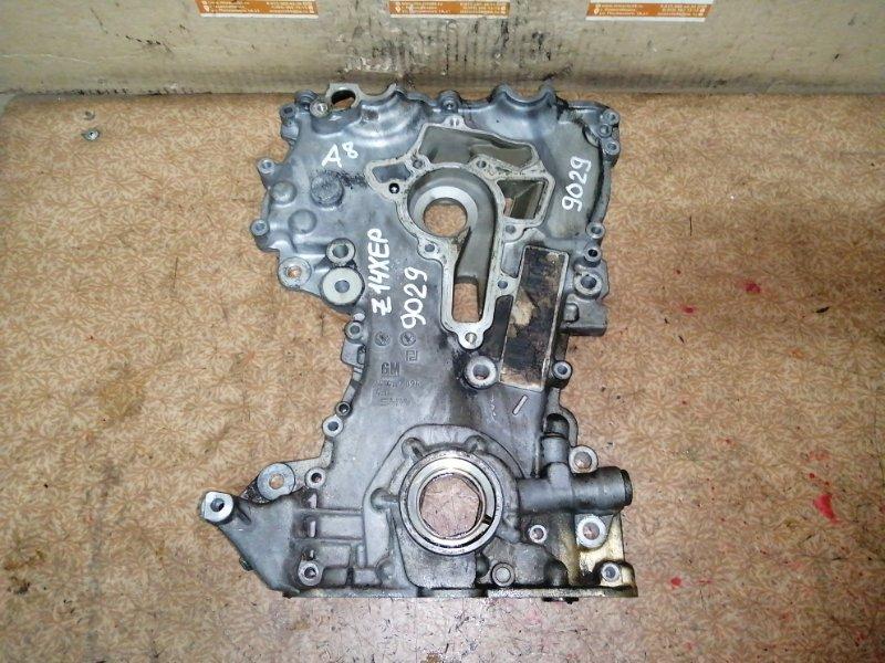 Лобовина двигателя Opel Z14XEP