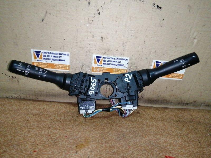 Блок подрулевых переключателей Toyota Ractis NCP100