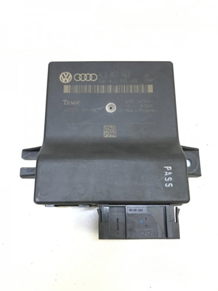 Диагностический интерфейс шин данных Volkswagen Passat CC 2011
