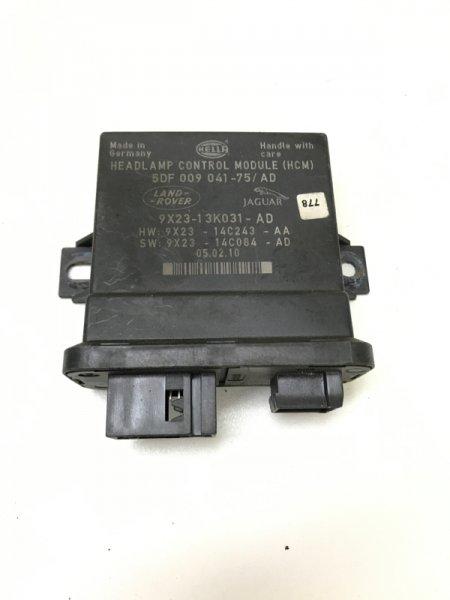 Блок управления адаптивным освещением Jaguar Xf I 3.6 2011