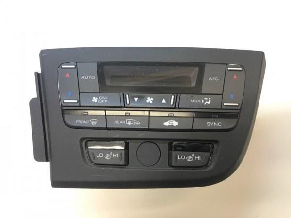 Блок управления климатической установкой Honda Civic 5D 1.8 2013
