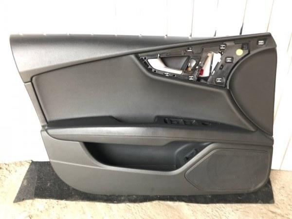 Обшивка двери Audi A7 2012 передняя левая