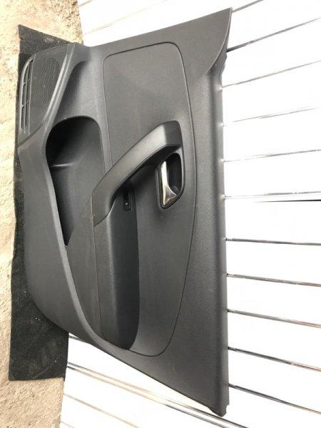 Обшивка двери Volkswagen Polo 2018 передняя правая