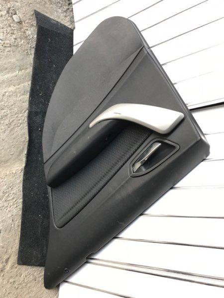Обшивка двери Bmw 1-Series F20/F21 2016> задняя правая