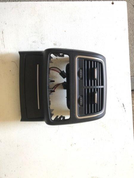 Дефлектор воздушный Audi A7 2012 задний