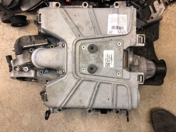 Турбокомпрессор Audi A7 2012
