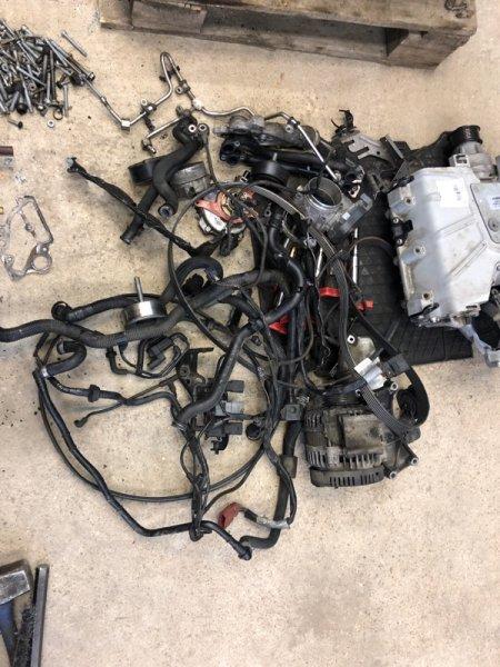 Навесное двигателя cgwb Audi A7 2012
