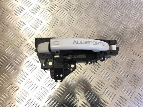 Ручка двери Audi Q5 CNC 2014 передняя правая